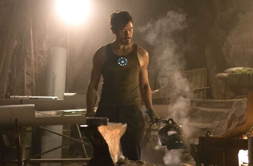 Iron Man Deleted Scene Convoy Ambush