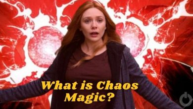 MCU Chaos Magic Explained