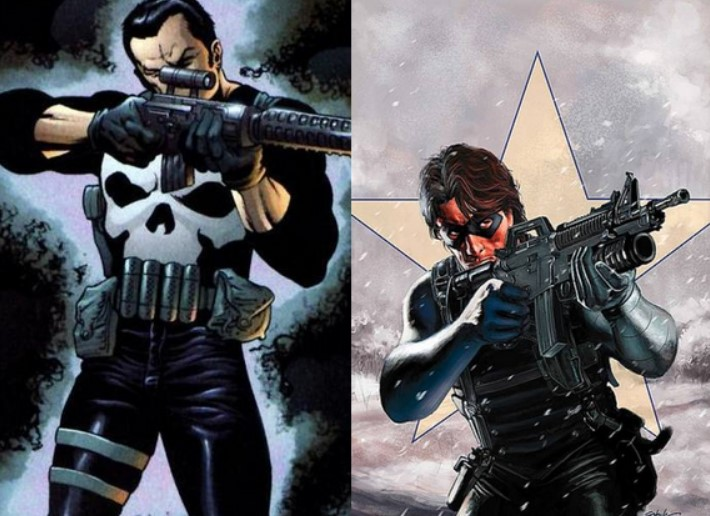 Marvel TV Characters In MCU Projects