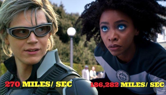Quickest Speedsters of Marvel