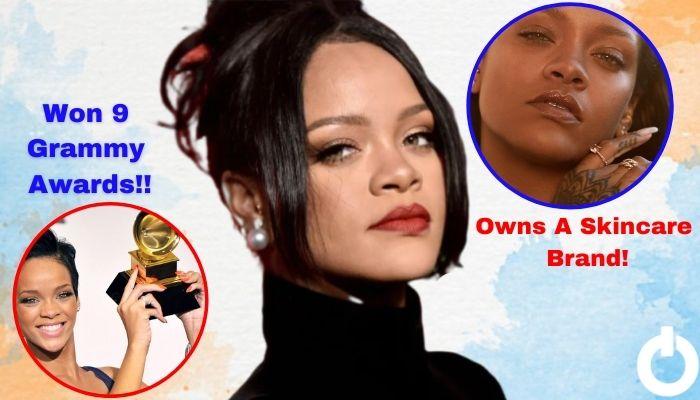 Career Achievements of Rihanna