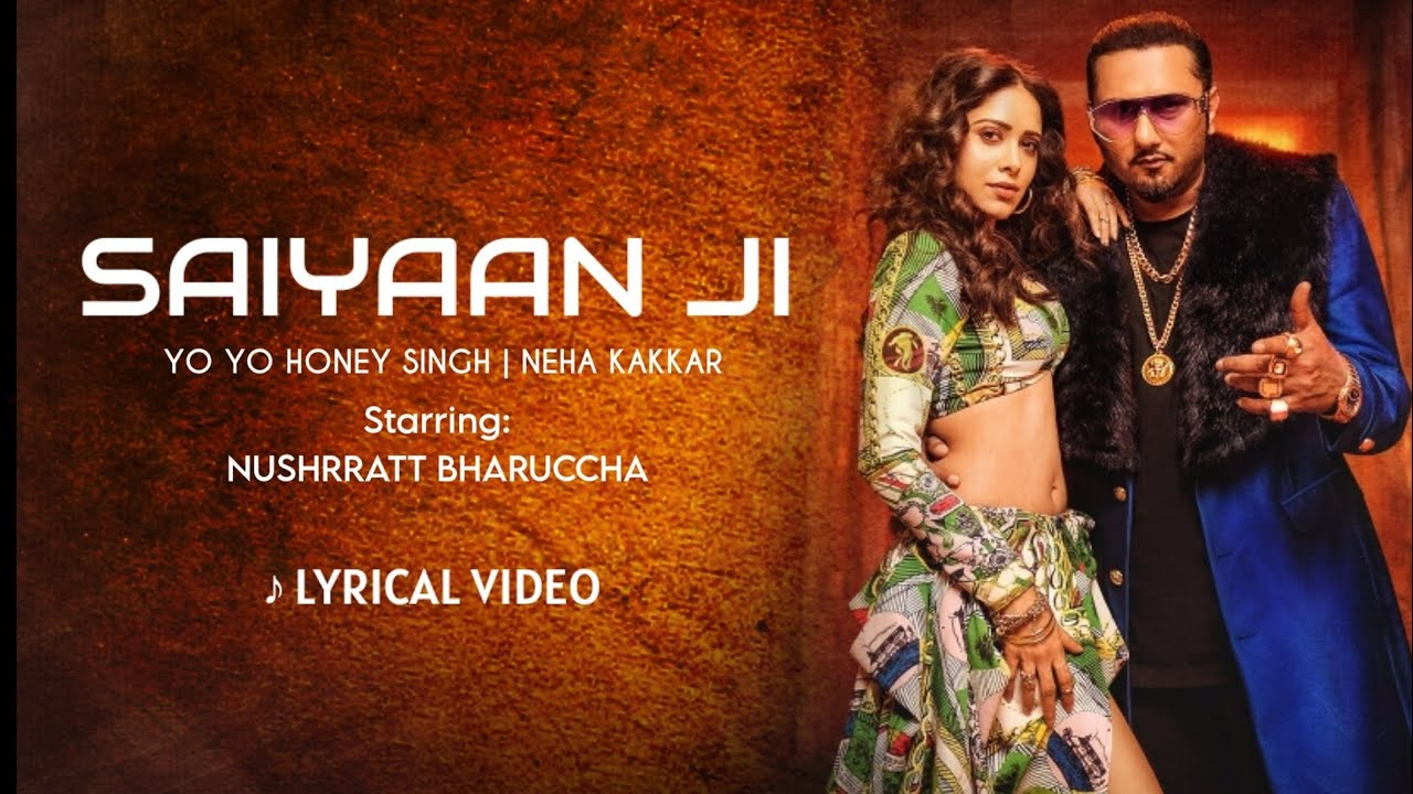 Saiyaan Ji Yo Yo Honey Singh Mp3 Download