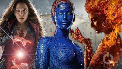 Stunning Women From X-Men