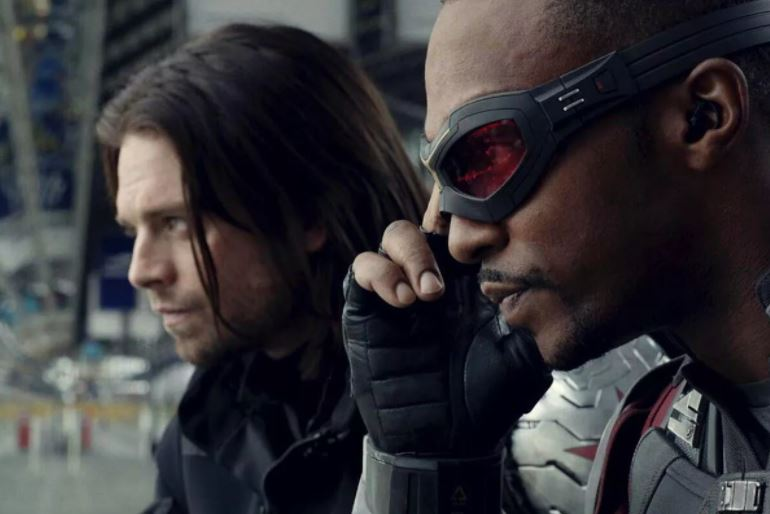 Falcon & Winter Soldier Questions