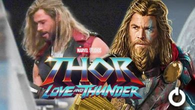 The God of Thunder New Look