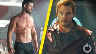 Thor 4 Set Photos Asgardians of the Galaxy