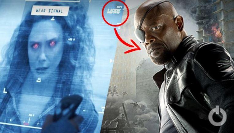 WandaVision had Nick Fury Location Coordinates