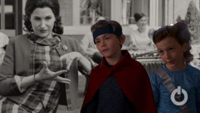 WandaVision Theory Agnes May Have Absorbed Wanda's Kids