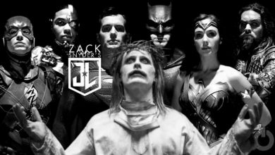 Zack Snyder's Justice League Joker As Christ