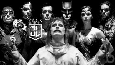 Zack Snyder's Justice League Joker As Christ