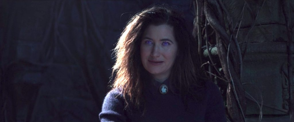 Agatha's Connection to Doctor Strange