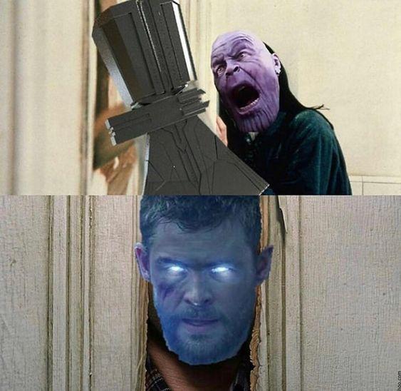 Fans Trolled Thanos