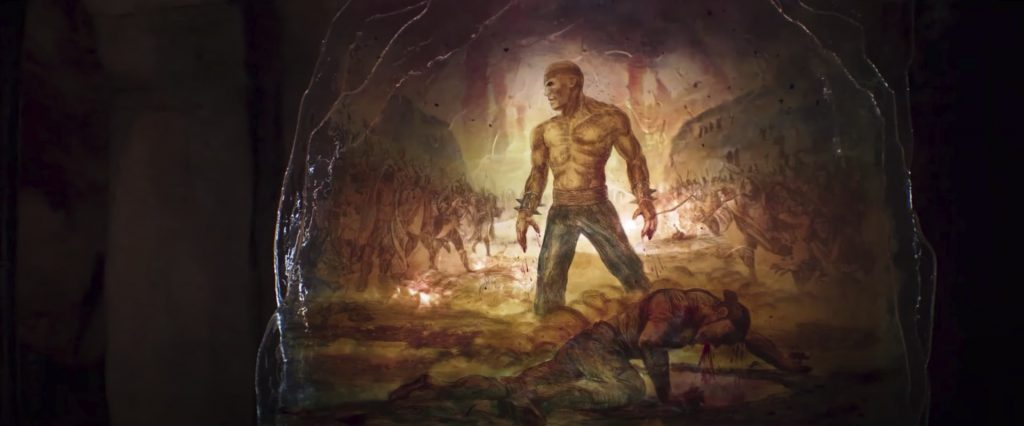 Mortal Kombat 2021 R-Rated Trailer