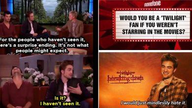Robert Pattinson Trolled Twilight