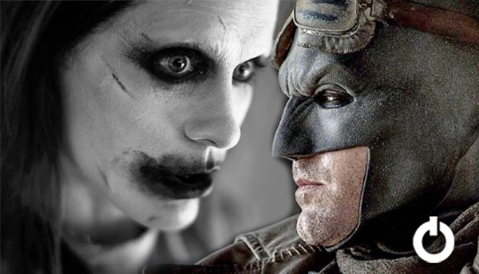 Batman & Joker Scene Details in Justice League