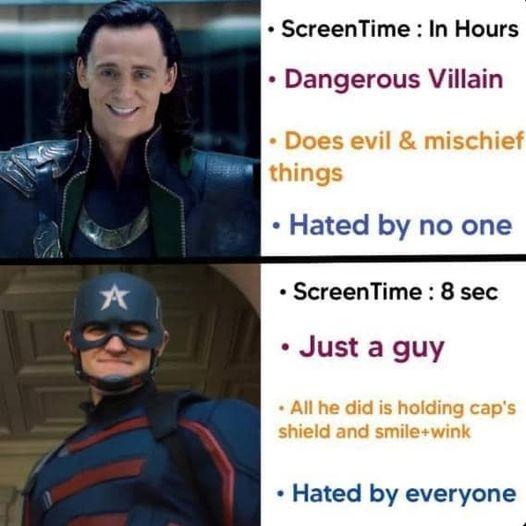 20 Funniest ''Not My Captain America'' Memes For The Fans