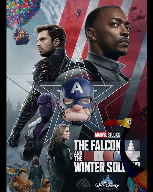 Fans Roasted US Agent From Falcon And The Winter Soldier