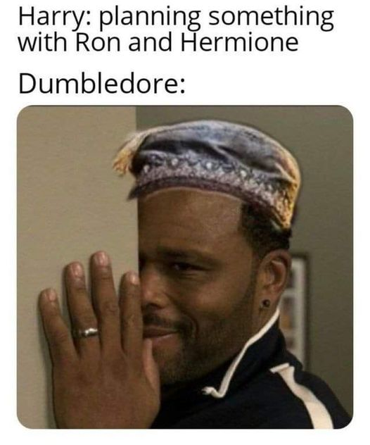 Harry Potter Movie Moments