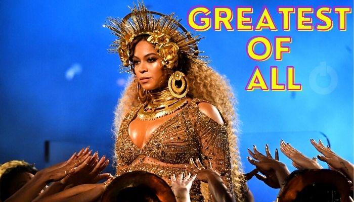 Achievements of Beyoncé's Career