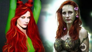 Actresses Perfect For Poison Ivy