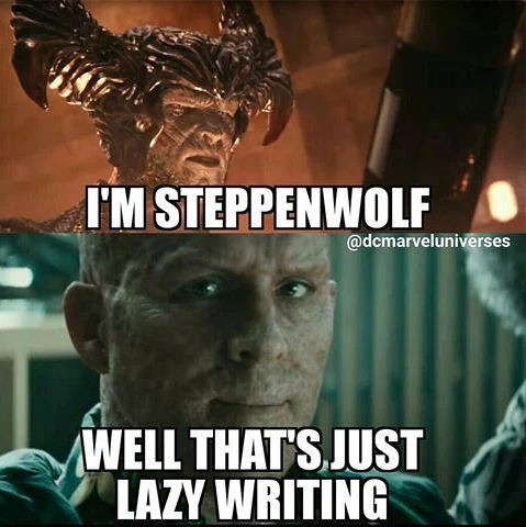 Steppenwolf From Zack Snyder's Justice League