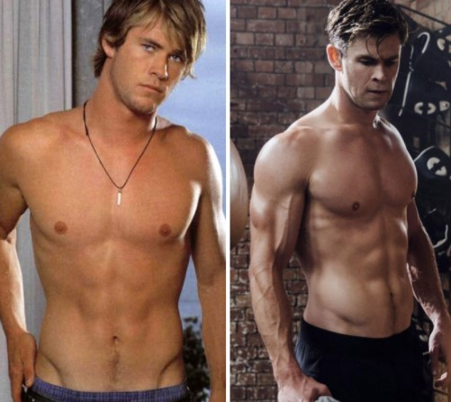 Physical Transformation for Marvel Roles