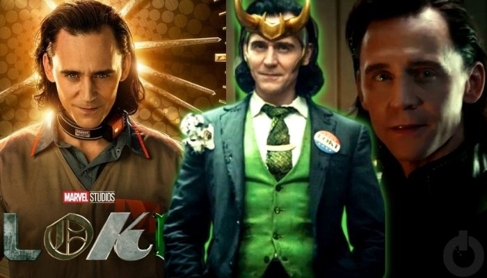 First Official Poster For Loki Series
