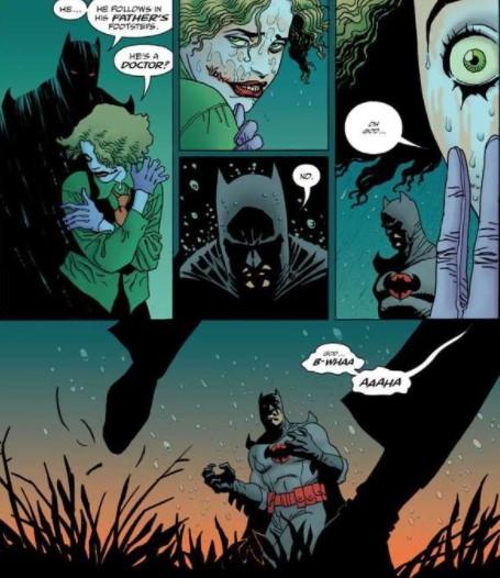 Details From Flashpoint Batman