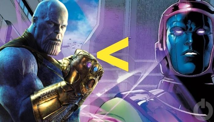 Kang The Conqueror's Gauntlet Powerful