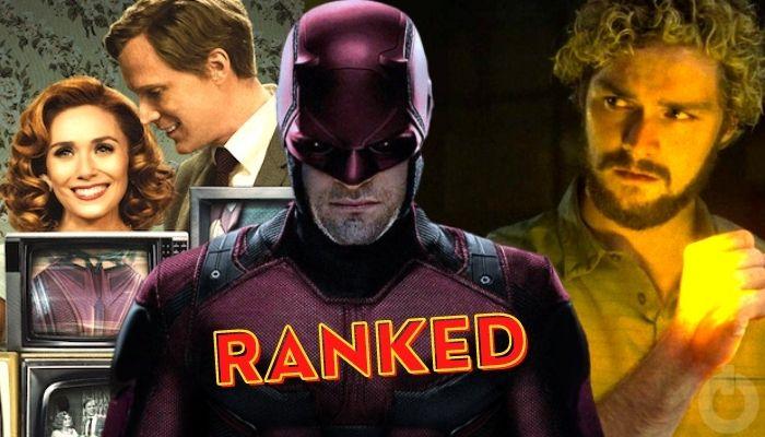 Marvel Shows Ranked