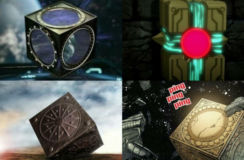 Zack Snyder's Justice League Anti-Life Equation