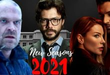 Netflix Original Series New Seasons in 2021