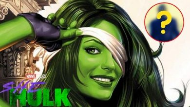She-Hulk Shapeshifting Alien