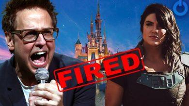 Stars Fired By Disney