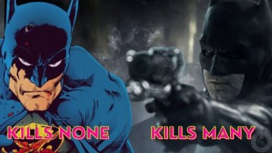 Superhero Movie Narratives