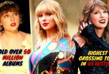 Taylor Swift's Biggest Career Achievements