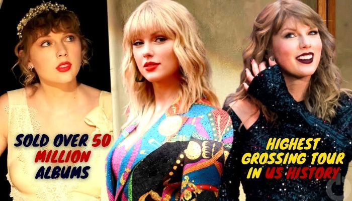 Taylor Swift's Biggest Career Achievements