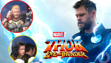 Thor 4 Play Set Photos