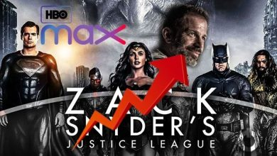 Zack Snyder's Justice League Increased HBO Max Downloads