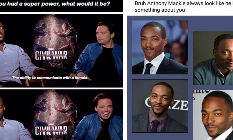 20 Times Anthony Mackie Proved He Is Sam Wilson In Real Life