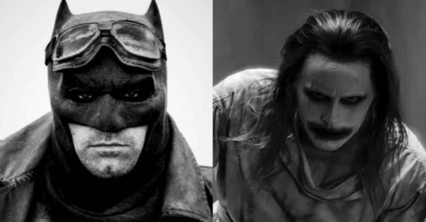 Justice League: Black & White Version Officially Announced
