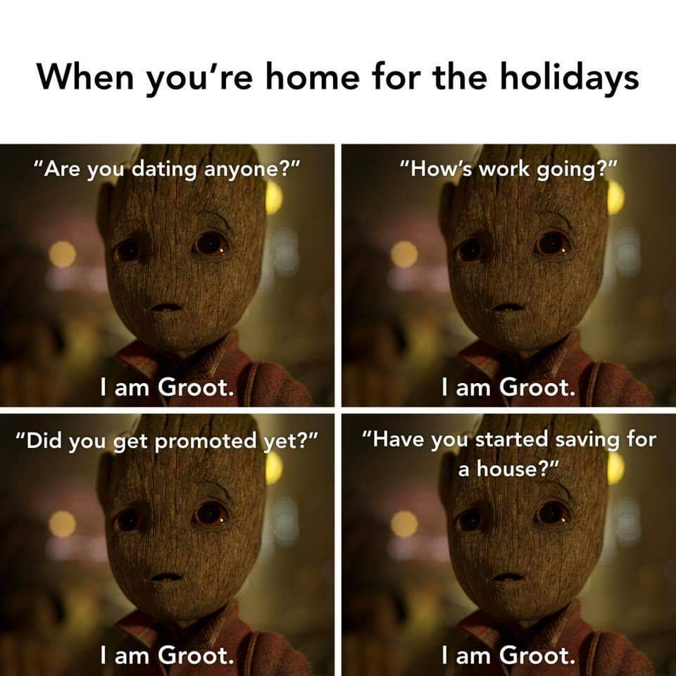 Fans Adored The Baby Groot