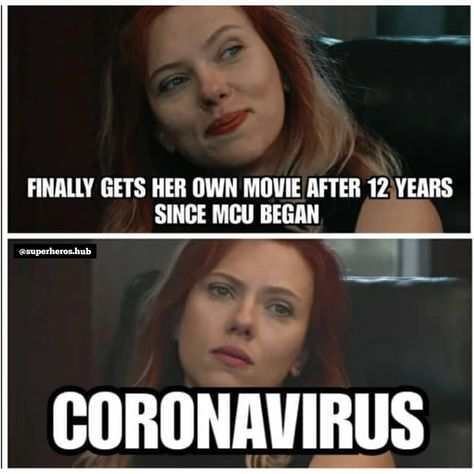 20 Times Fans Trolled Black Widow Movie For Coming Out So late
