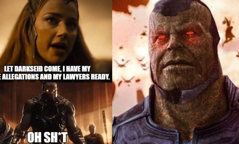 Funniest Darkseid Memes