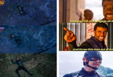 Best of Falcon And The Winter Soldier Memes