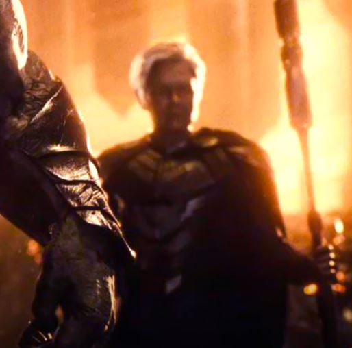 Justice League Snyder Cut New God Confirmed