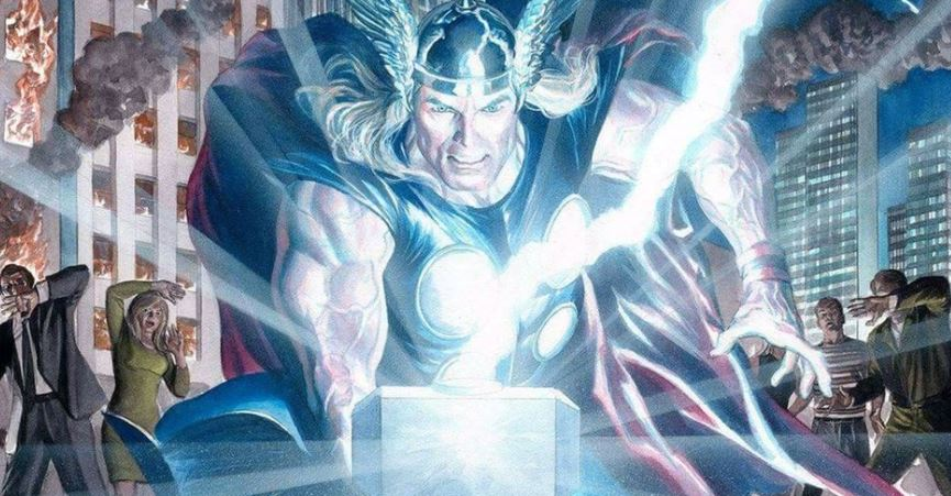 Thor Powerful Upgrade After Merging With The Destroyer