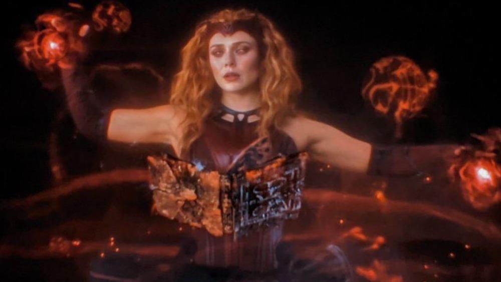 WandaVision Explains Endgame's Doctor Strange & Wanda Scene