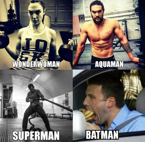 Batfleck Memes