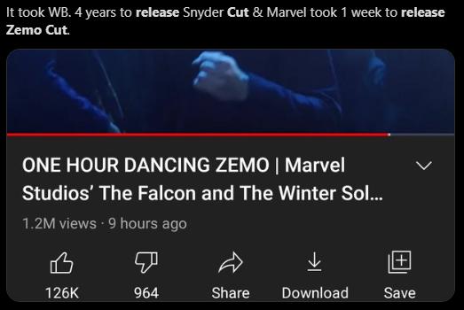 Baron Zemo Dancing Memes